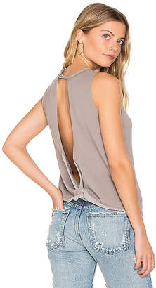 Nation Ltd. Fiona Twist Back Tank