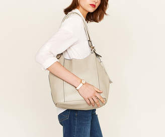 Oasis Fran Tassel Tote Bag