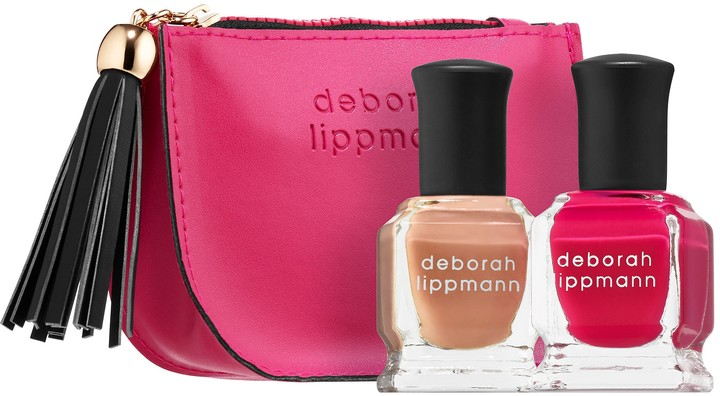 Deborah Lippmann - Sex and Candy Nail Lacquer Duo