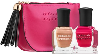 Deborah Lippmann Sex and Candy Nail Lacquer Duo