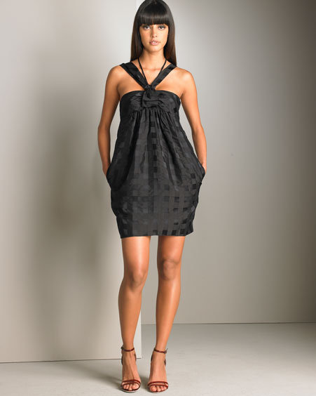 MARC by Marc Jacobs Check Dress