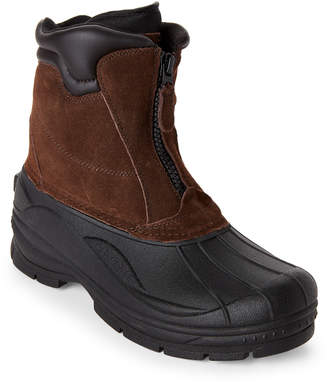 Khombu Brown Paul Snow Boots