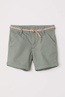 H&M Bermuda Shorts - Light pink - Kids