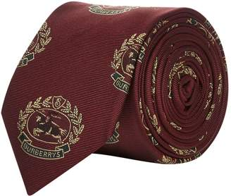 Burberry Archive Crest Tie