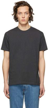 Sunspel Grey Classic T-Shirt