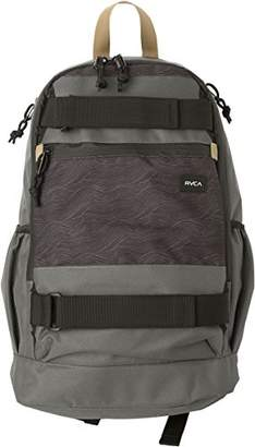 RVCA Unisex Push Skate Deluxe Backpack