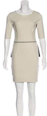 Stella McCartney Two-Tone Mini Dress