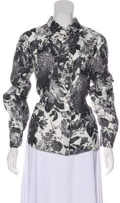 Stella McCartney Silk Floral Top