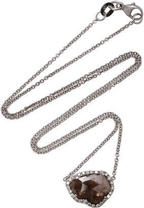 Kimberly McDonald 18K White Gold Diamond Necklace