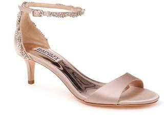 Badgley Mischka Yareli Crystal Embellished Sandal