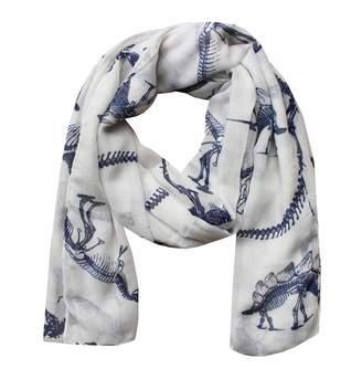 ZipZappa Women Scarves, Wraps, Dinosaurs Print, Lady Scarf Shawl