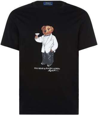 Polo Ralph Lauren Tuxedo Bear T-Shirt