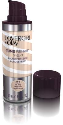 Cover Girl and Olay Tone Rehab 2-in-1 Foundation , 30ml