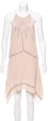 Ramy Brook Embellished Midi Dress