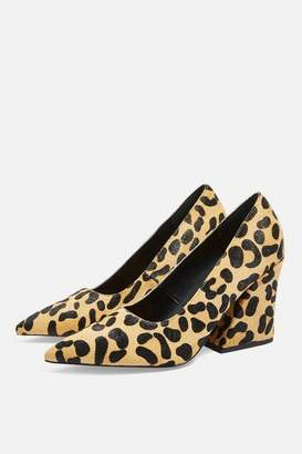 Topshop Womens Ginny Court Shoes