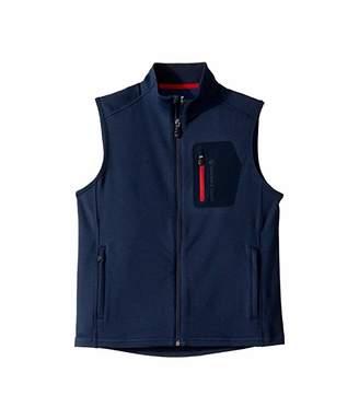 Vineyard Vines Kids Walker Full Zip Vest (Toddler/Little Kids/Big Kids)