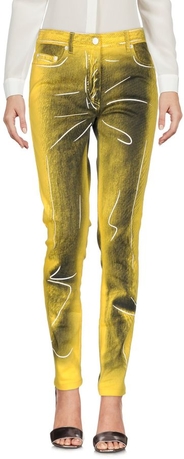 MoschinoMOSCHINO COUTURE Casual pants