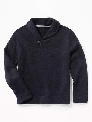 Old Navy Shawl-Collar Cardigan for Boys