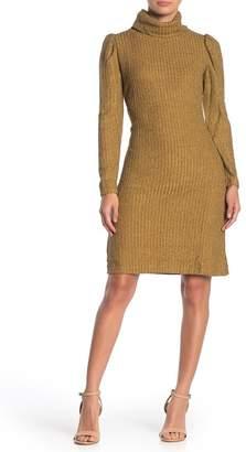 I. MADELINE Turtleneck Dress