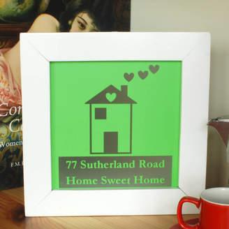 Bags Not War Home Sweet Home Light Box