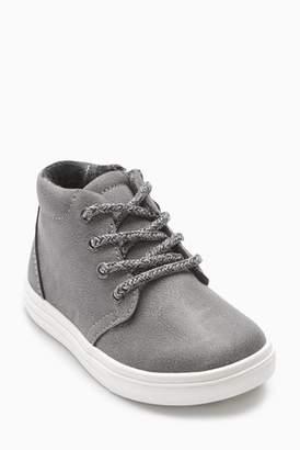 Next Boys Plum Chukka Boots (Younger)