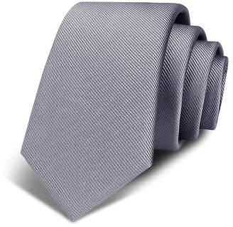 Bloomingdale's Boys Boys' Solid Silk Tie - 100% Exclusive