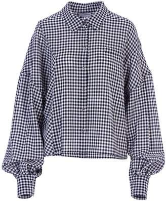 Acephala - Oversize Gingham Shirt