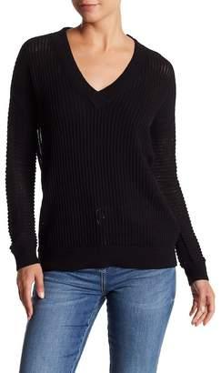 Vero Moda V-Neck Ribbed Sweater