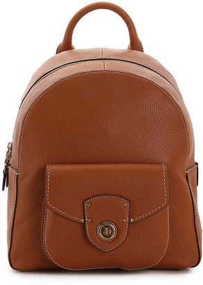 Lauren Ralph Lauren Millbrook Leather Backpack - Women's