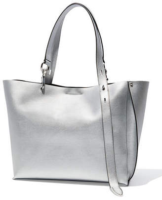 Rebecca Minkoff Stella Large Metallic Tote Bag