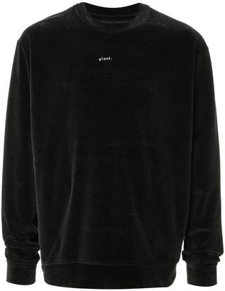 Song For The Mute long sleeved sweater