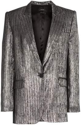 Isabel Marant Datja metallic blazer