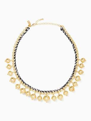Kate Spade Pretty pearly crew necklace