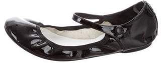 Repetto Patent Leather Mary Jane Flats