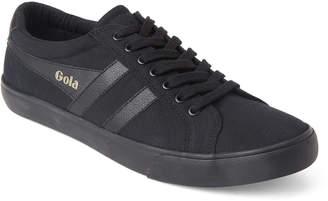 Gola Black Varsity Low-Top Sneakers