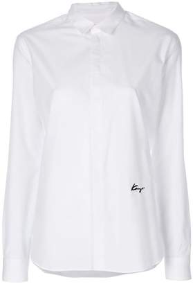 Kenzo fitted shirt