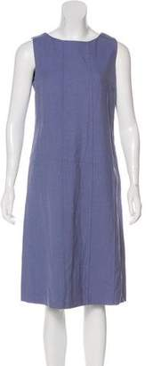 Gianni Barbato Sleeveless Midi Dress
