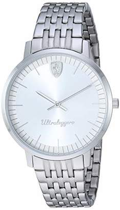 Ferrari Women's 'Ultraleggero' Quartz Stainless Steel Watch