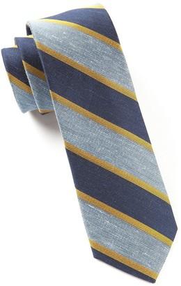 The Tie Bar Linen Bold Stripe