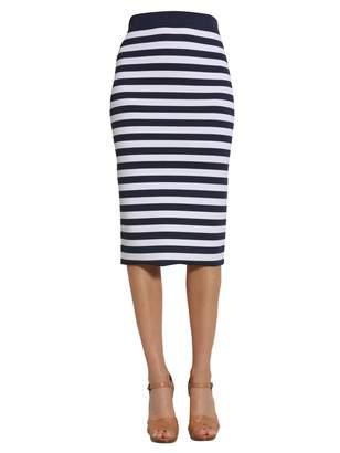 MICHAEL Michael Kors Striped Skirt