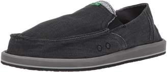 Sanuk Men's Pick Pocket Denim Loafer