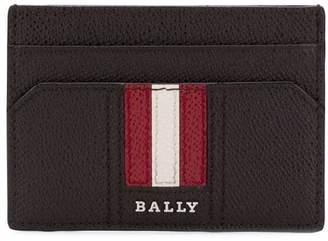 Bally logo cardholder wallet