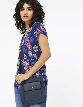 Monsoon Naomi Nylon Cross Body Bag