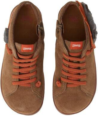 Camper TWS Boot