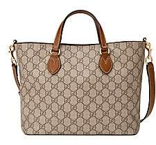 Gucci Women's Small GG Supreme Tote