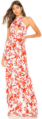 The Jetset Diaries Tiare Maxi Dress