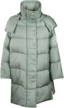 Ermanno Scervino Oversized Down Jacket