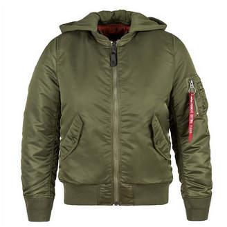 Alpha Industries Ma-1 Natus Hooded Jacket