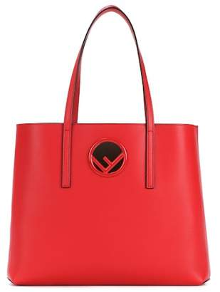 Fendi Leather shopper