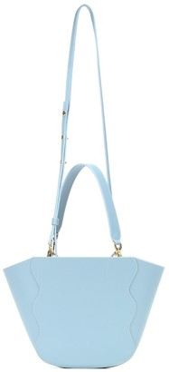 Mansur Gavriel Ocean leather shoulder bag